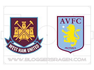 Prediksi Pertandingan Aston Villa vs West Ham United