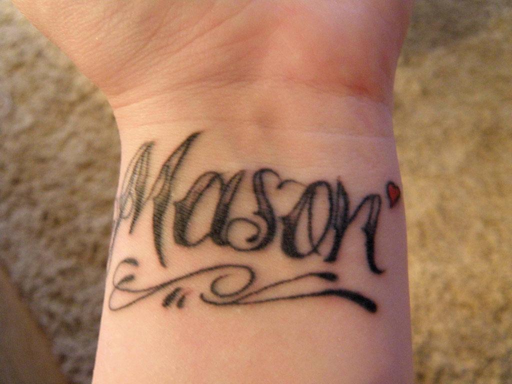 Tattoo Lee Tattoo Fonts