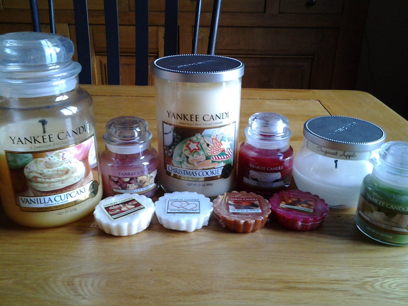 Yankee Candle Love verre votive//Photophore Difficile à trouver Noël