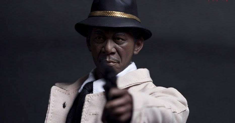 R Lee Ermey Action Figure ... 6th scale CRIMES: ...
