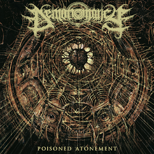 Demonomancy - Poisoned Atonement - Album Press Release + Track Reveal.