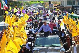 Danilo recorrerá mañana barrios de la provincia Santo Domingo