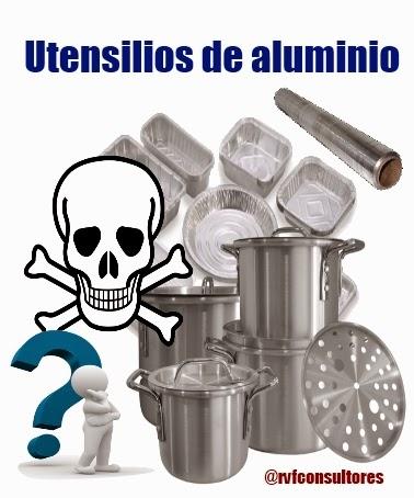 Cueces enriqueces o agonizas lentamente cuestionando for Utensilios de cocina de aluminio