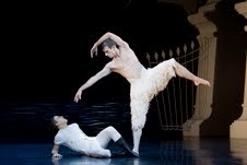 Swan Lake at The Curve, Leicester