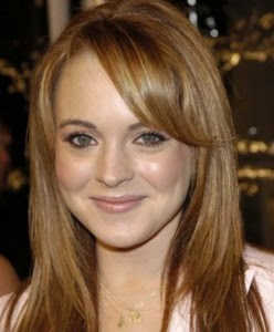 lindsay lohan 10 Foto Seksi Lindsay Lohan
