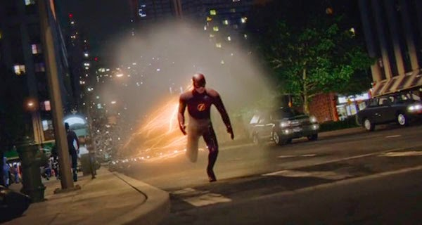 The Flash 1x06 - The Flash is Born
