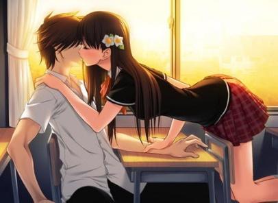 Postales De Amor Animes Gratis Para Enviar