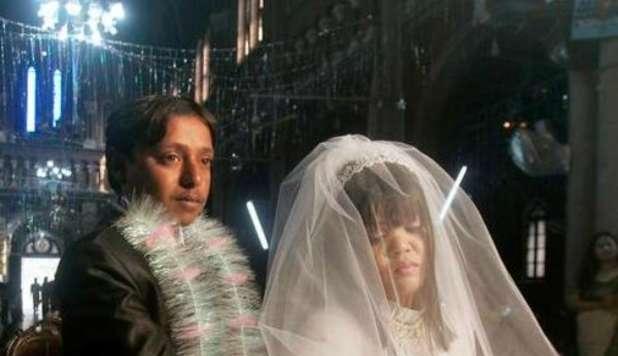 Matrimonio In Extremis : Pakistan quot bimba sposa a sette anni nozze bloccate