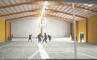 Arquitectura virtual auditorio o salon de usos multiples for Salon de usos multiples programa arquitectonico