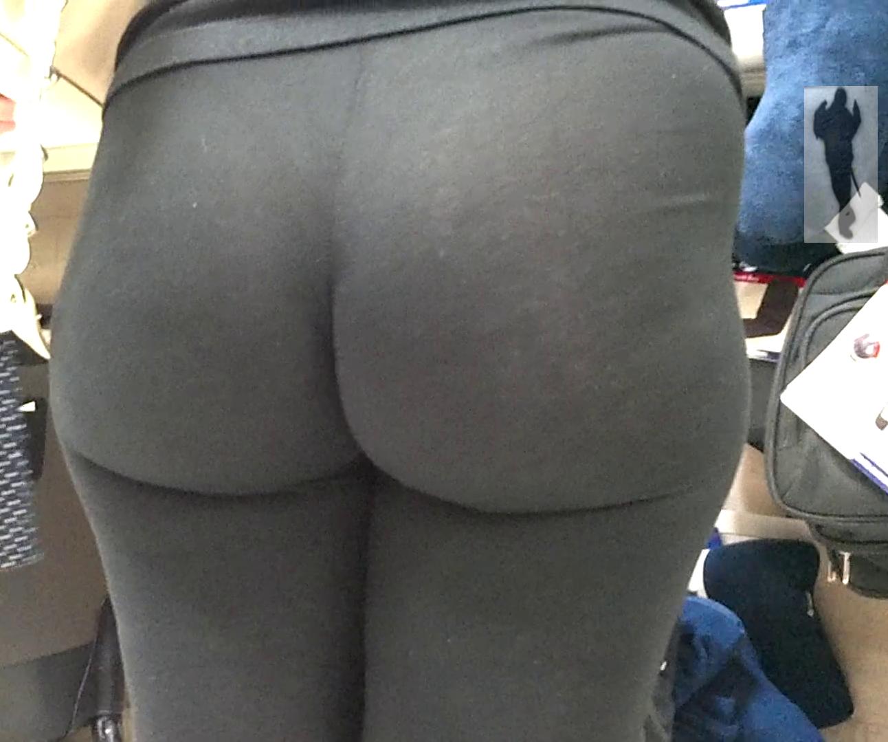 Ashanti booty thong