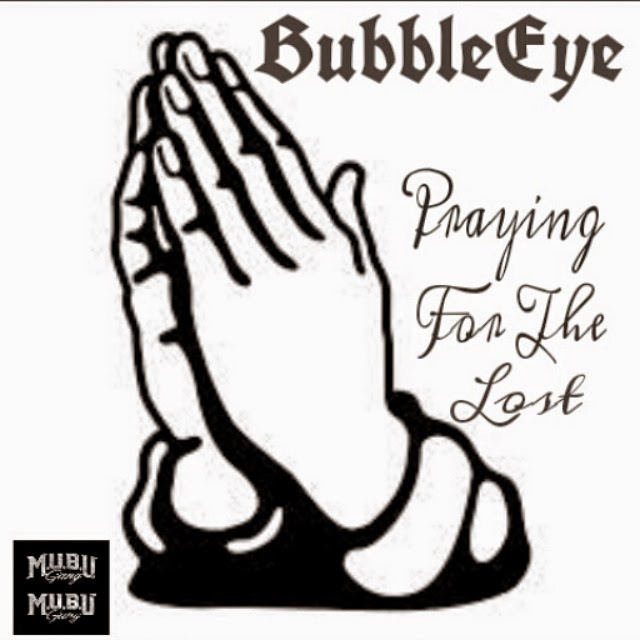 Bubble Eye Drops Praying For The Lost