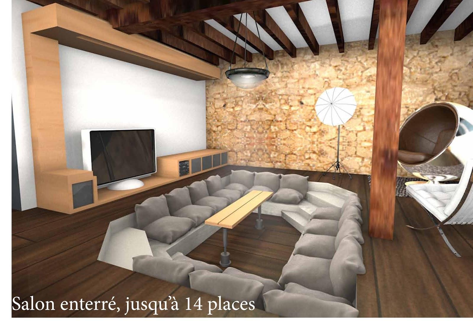 Blog archi déco design: Aménagement et réfection d'une grange