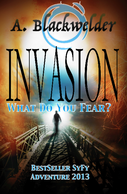 Invasion (Alien Invasion SyFy, Book 2)
