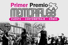 ¡Últimos días! Primer Premio #MEMORIALDEL68 del CCU Tlatelolco