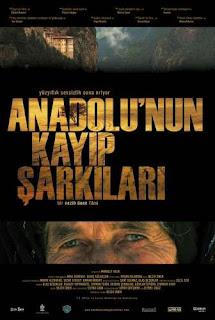 Anadolunun kayip sarkilari film afisi