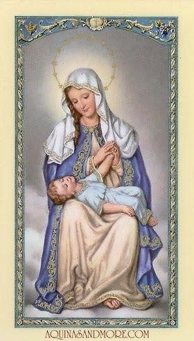 Mary-Mother-of-Divine-Providence