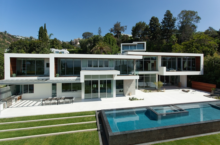 big modern mansions - photo #1