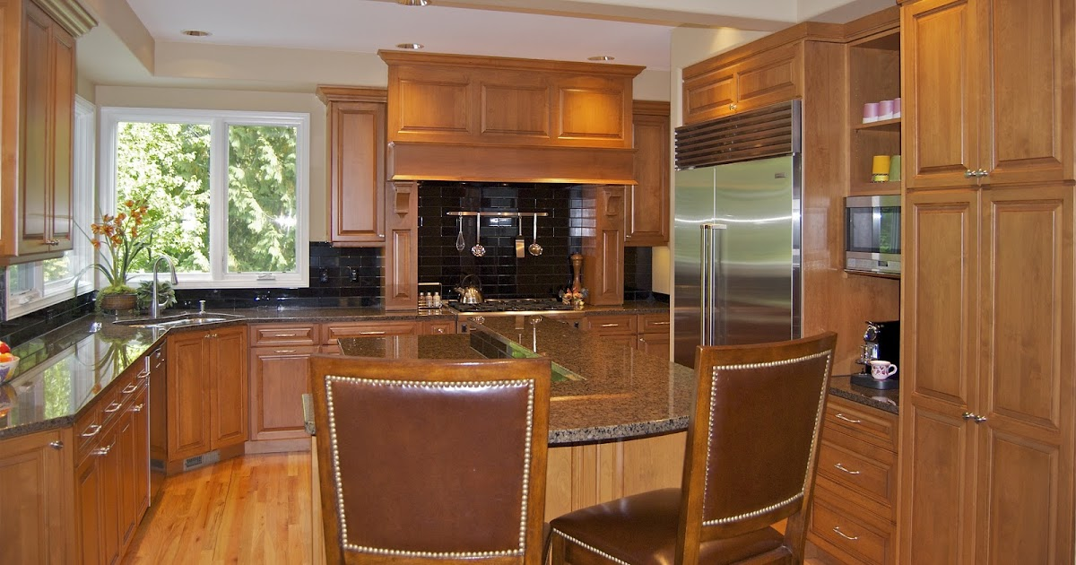 My Two Cents Kitchen Remodel Bellevue Wa After Dewils Cabinetry