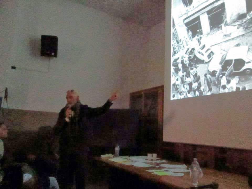Strage Chinnici, con Giovanni Paparcuri