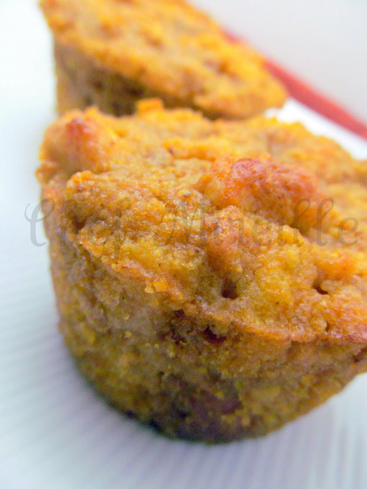 Pumpkin Muffins are my favorite flavor and who doesn't love bread ...
