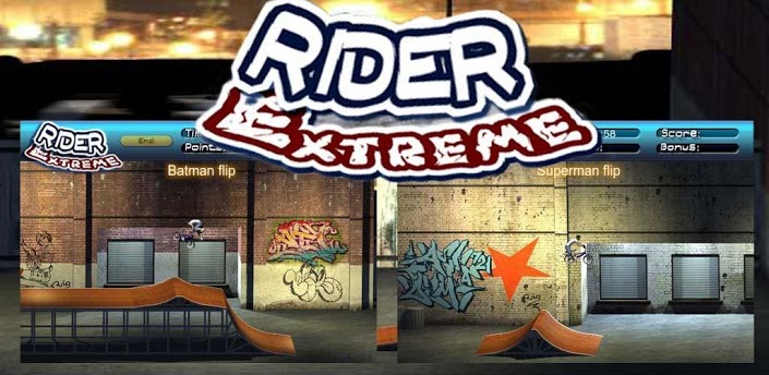 Crazy BMX Rider apk