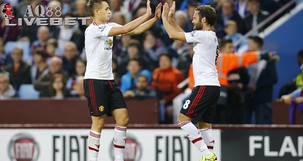 """Liputan Bola - Gelandang Manchester United, Adnan Januzaj mengaku senang bisa kembali mencetak gol untuk """"Setan Merah"""""""