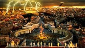 Fin de este Papa, Fin del Vaticano