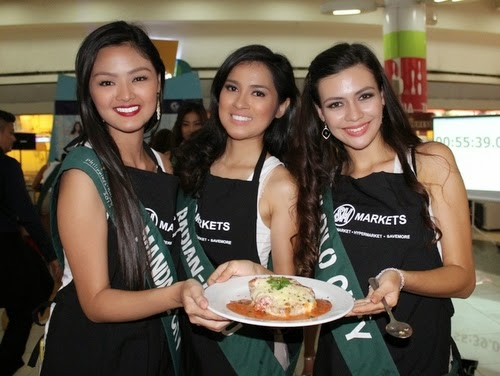 Miss-Earth-2015-SM Market-Grocery-Cooking Challenge