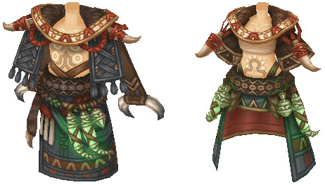 Tree of Savior Featherfoot