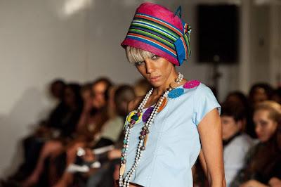 Soweto Designer Lesego Malatsi Branson Centre