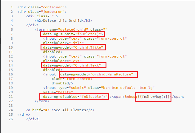 How to Design an AngularJS SPA with CRUD operations for OData RESTful Web API             20