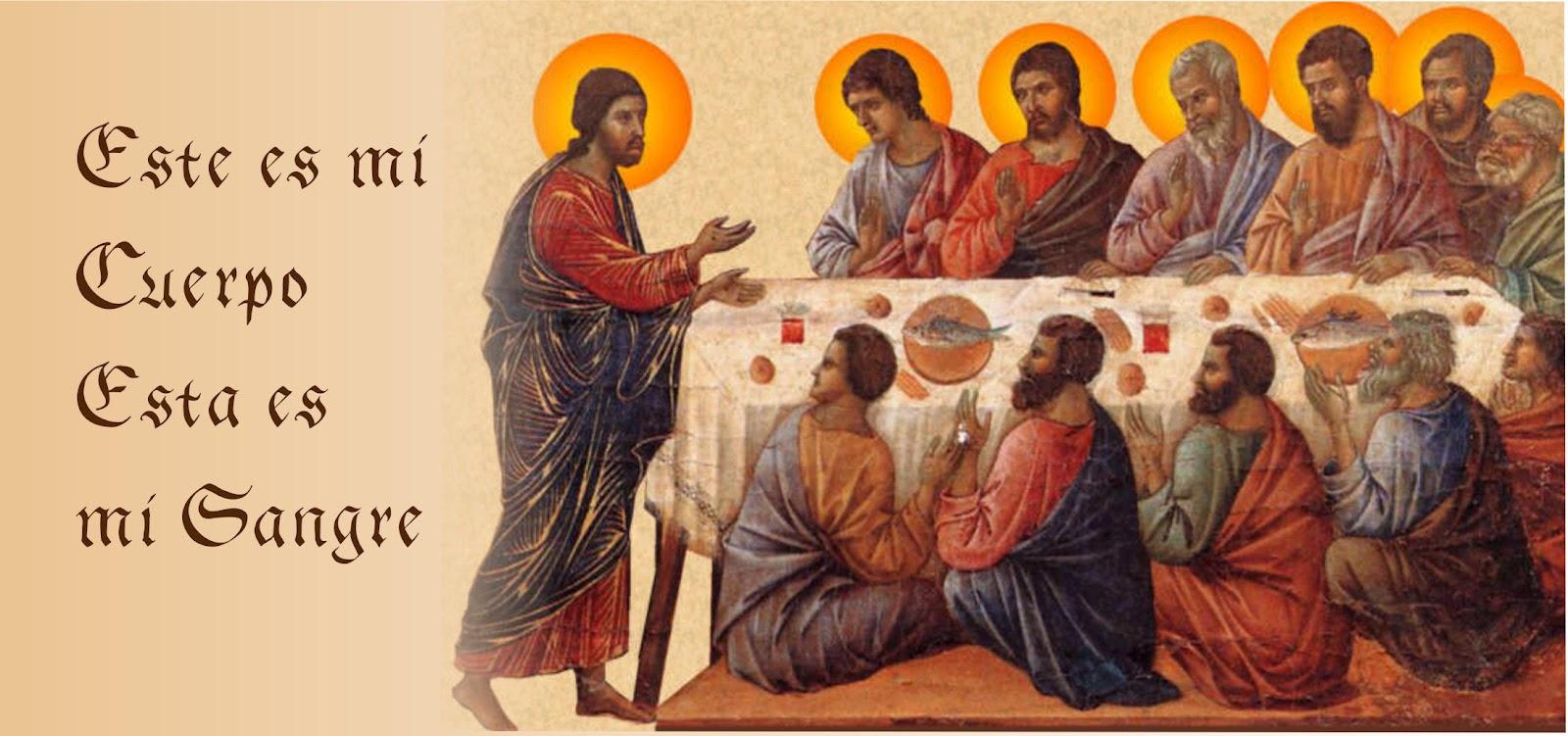 dia jueves santo: