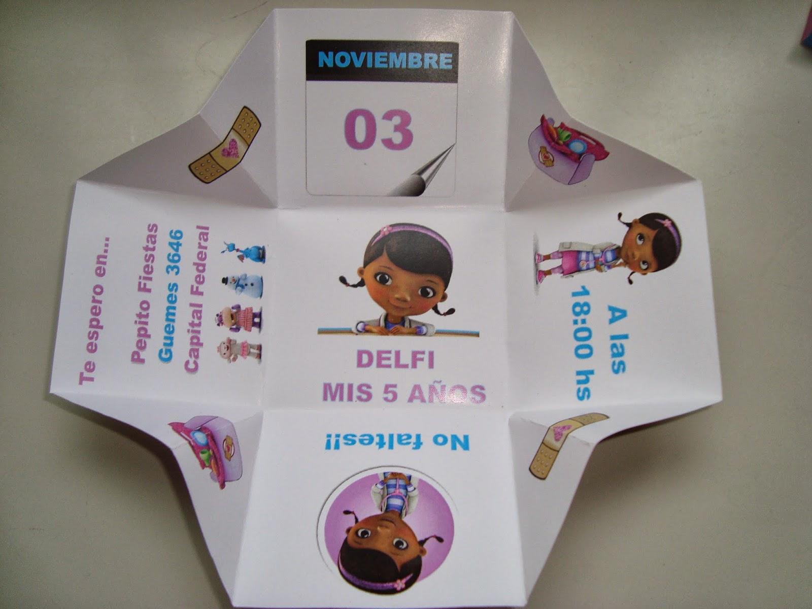 Invitaciones y souvenirs invitaciones infantiles y - Dibujos infantiles originales ...