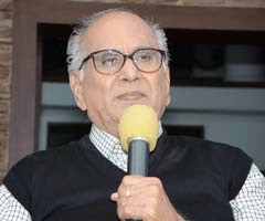 Evergreen hero ANR is battling cancer