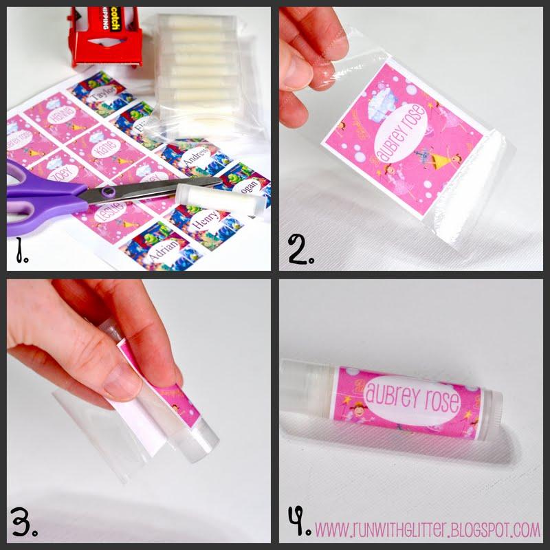 lip balm label template