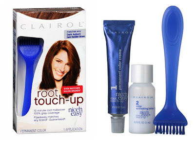 Keeping Your Color With New Root Touch Up By Nice N Easy