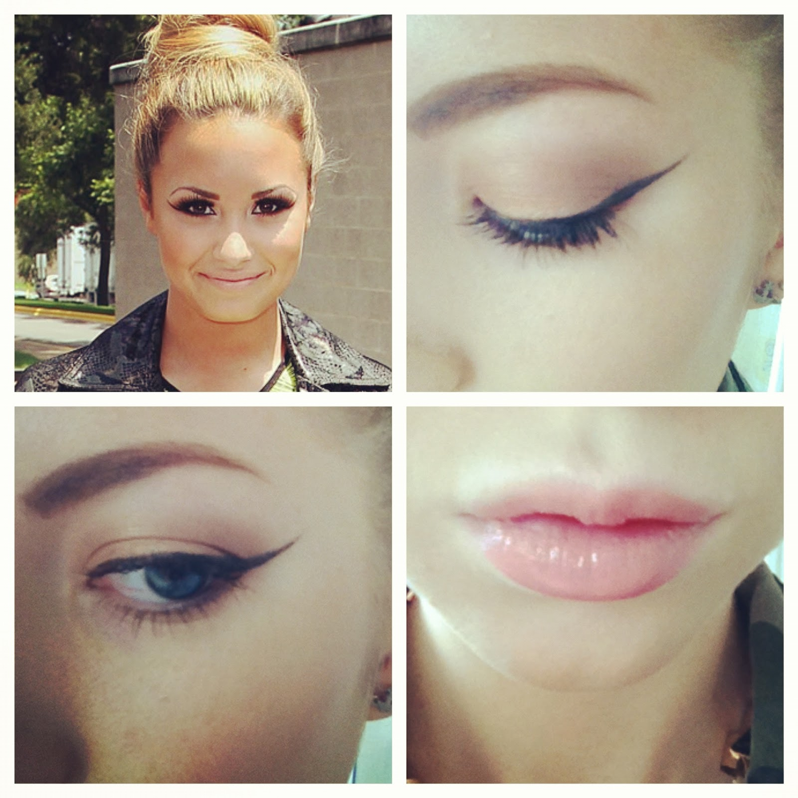 Demi Lovato Steal Her Style