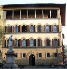 Флоренция палаццо