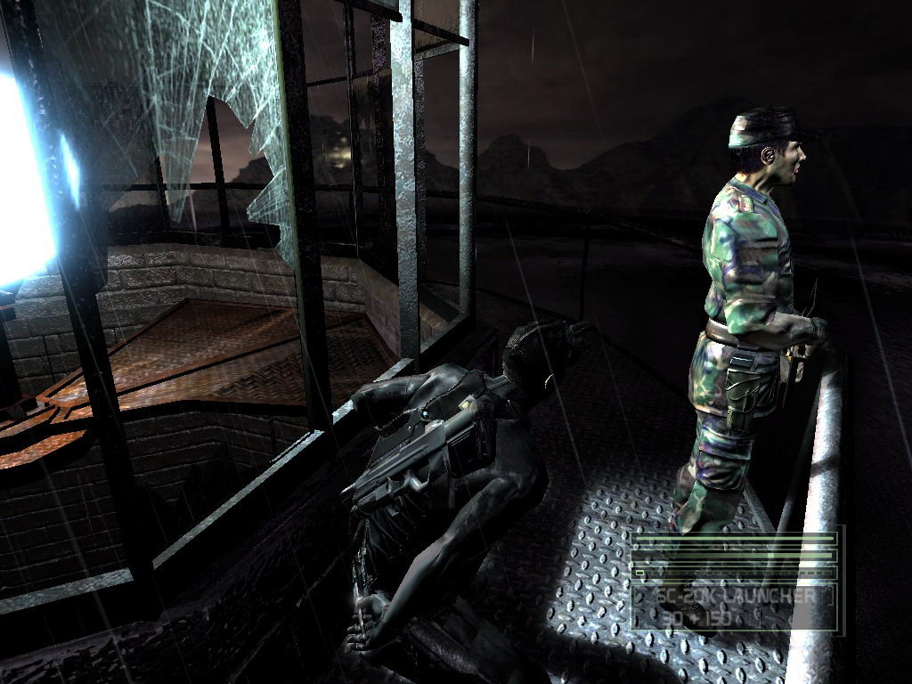 Download Free Games Compressed For Pc: splinter cell chaos ...