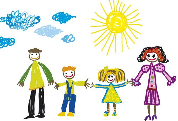 El dibujo infantil - Dibujos infantiles de bebes ...