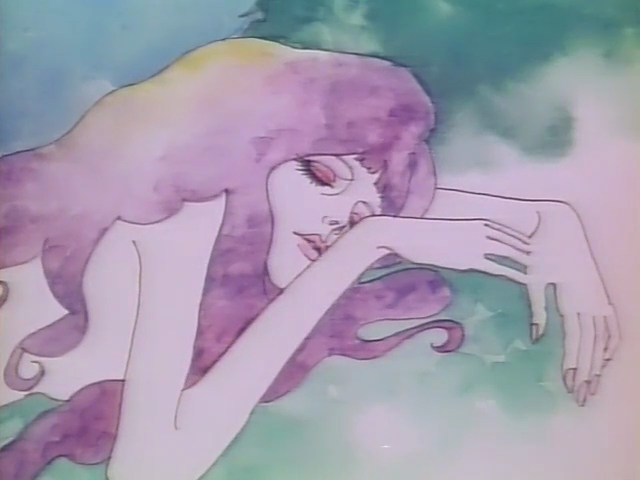 The second, to which i dragged a friend along, is belladonna of sadness, an animated interpretation of the sorceress