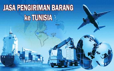 EKSPEDISI MURAH KE TUNISIA