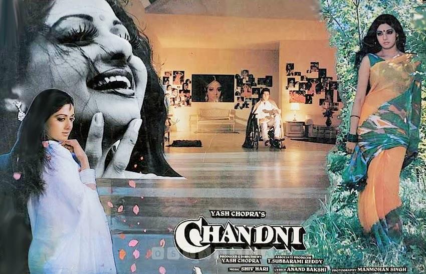 Chandni Movie Chandni 1989 DV...