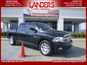 LANDERS PREOWNED BOOM!
