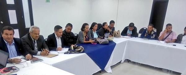 Avanza mesa intercultural por el Parque Nacional Natural El Cocuy