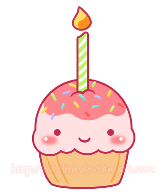 Cute Happy Birthday Tumblr Images : Lovely Girls: Cupcakes em PNG
