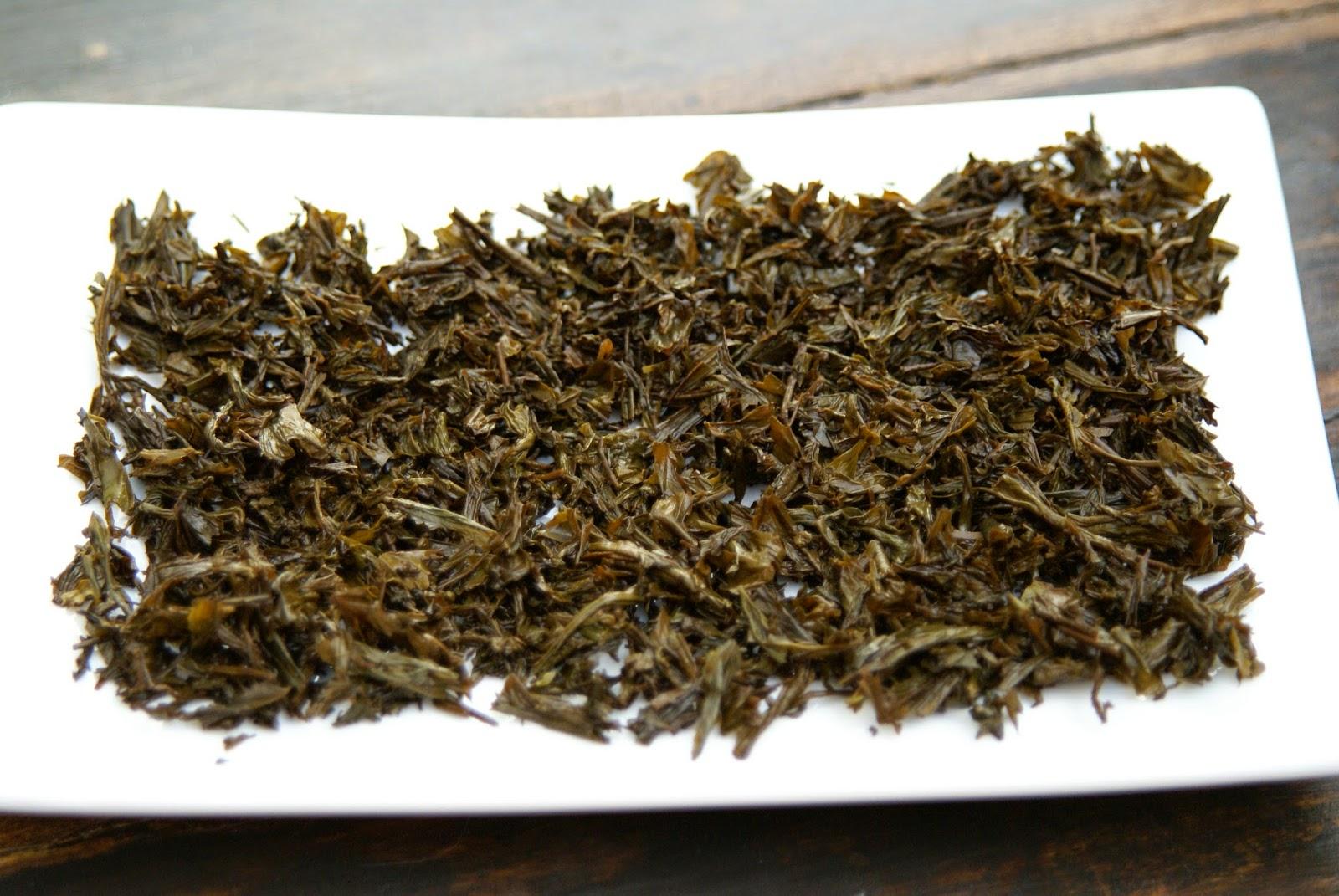 thé vert japonais grillé hojicha