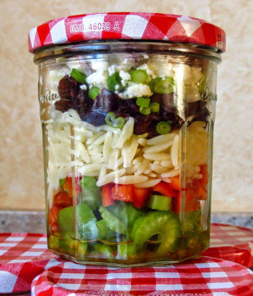 OnTheMove-In the Galley: Salads in Jars for #10DaysofTailgate