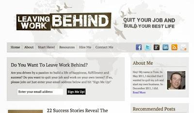 Dunia Blogger, tampilan non responsive-1