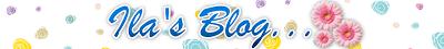 Ila's Blog